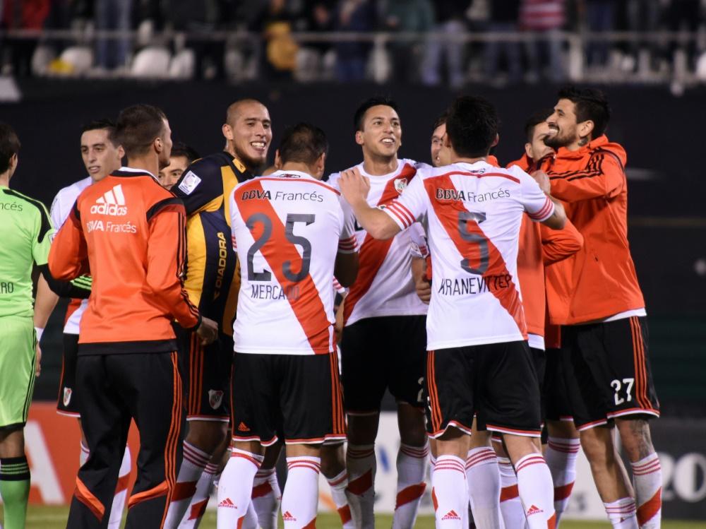 River Plate feiert den Finaleinzug