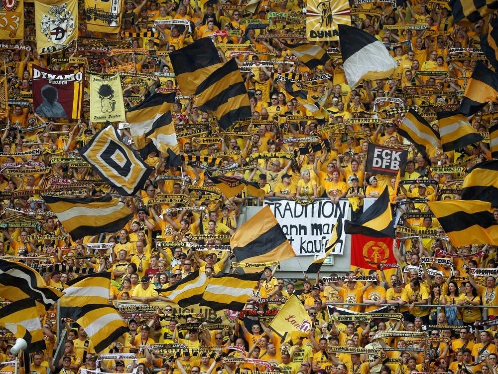 Dynamo Dresden muss für das Fehlverhalten seiner Fans zahlen