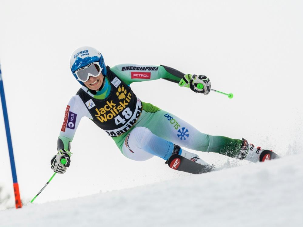 Ilka Stuhec wird die Winterspiele wohl verpassen