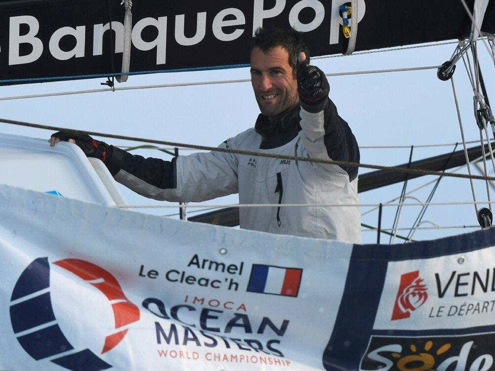 Le cl ac h erklimmt mount everest des segelns - Aurelie le cleac h ...
