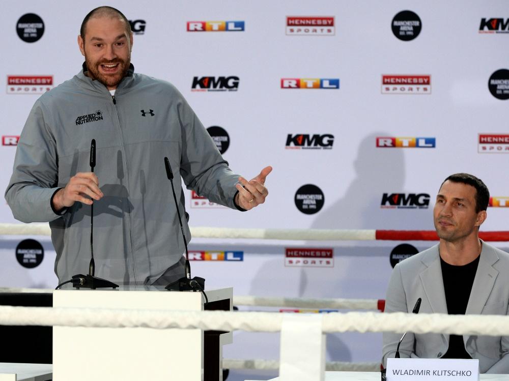 Fury will nach Klitschko-Kampf zurücktreten