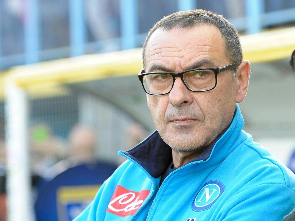 Maurizio Sarri bleibt Trainer des SSC Neapel