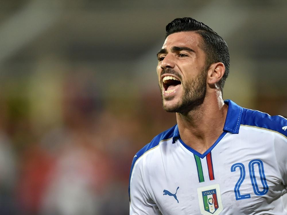 Das Goldtor von Graziano Pellè reichte Italien zum Sieg über Malta