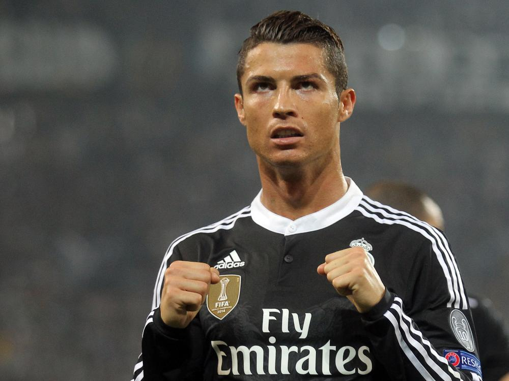Ronaldo ist Rekordtorschütze der Champions League