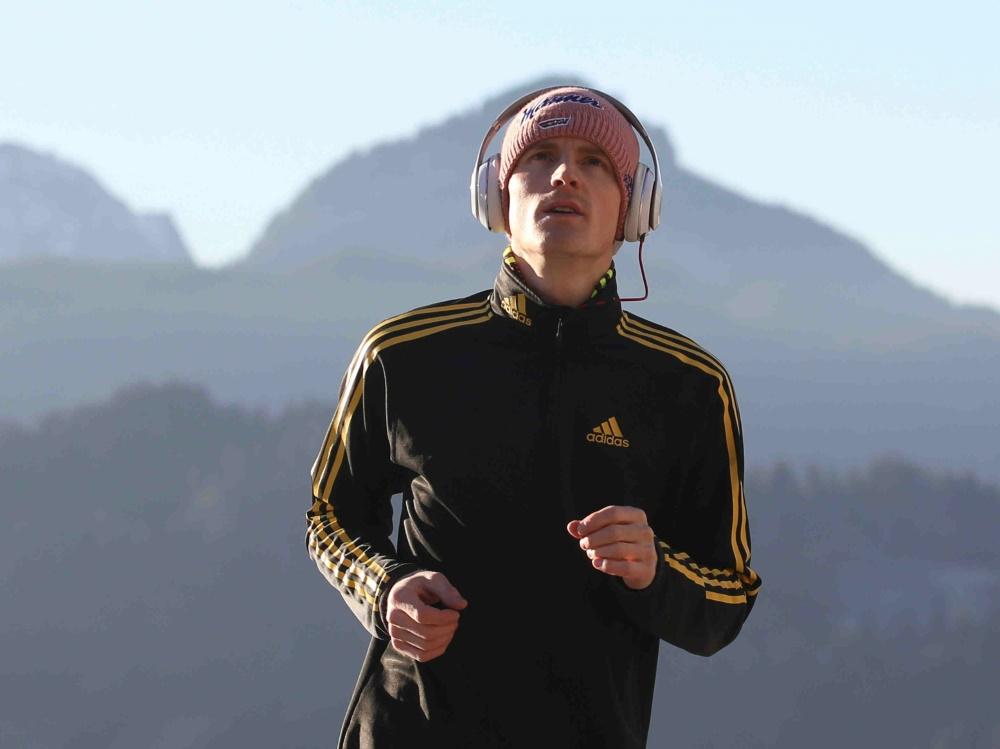 Severin Freund will seine Karriere trotz schwerer Verletzung fortsetzen