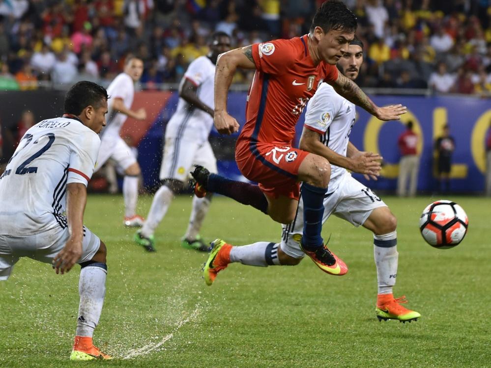 Charles Aránguiz avancierte zum Man of the Match
