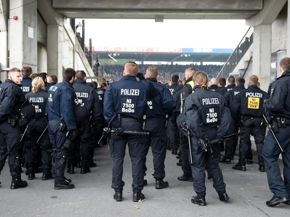 Polizei will Leipzig-Fans zukünftig besser betreuen
