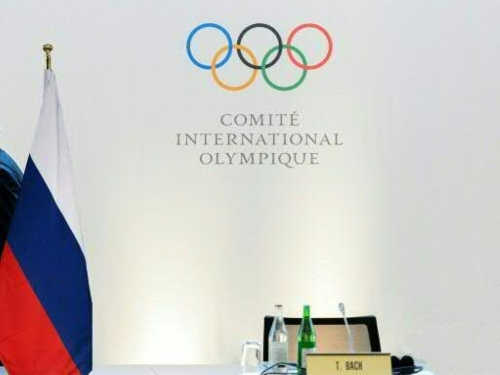 IOC nimmt weitere Suspendierung der RUSADA zur Kenntnis