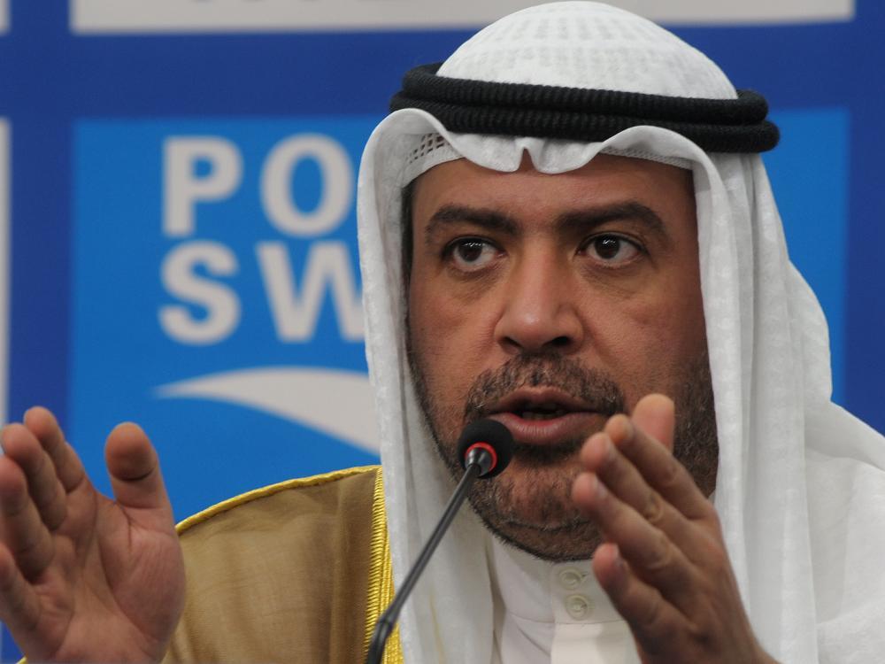 Sport-Funktionär Scheich Ahmad Al-Fahad Al-Sabah - 68f68b6e3c75ceb6147dd9441690e297f776c198