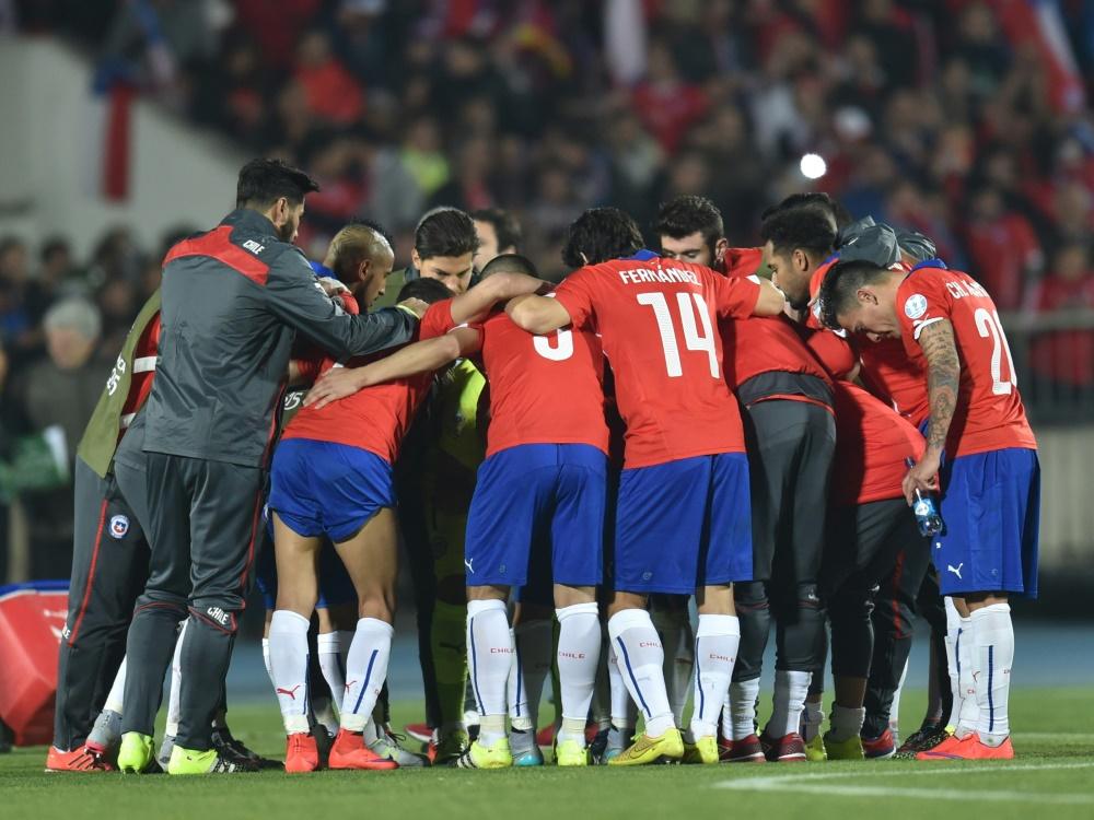Chile holt sich ersten Copa-Titel