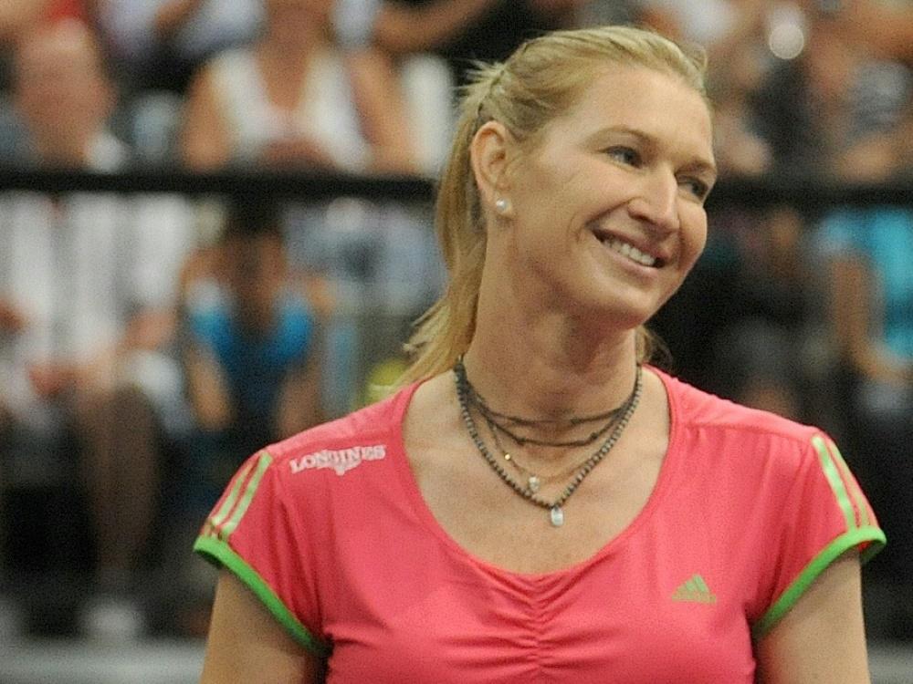 Steffi Graf konnte 1988 den Golden Slam gewinnen