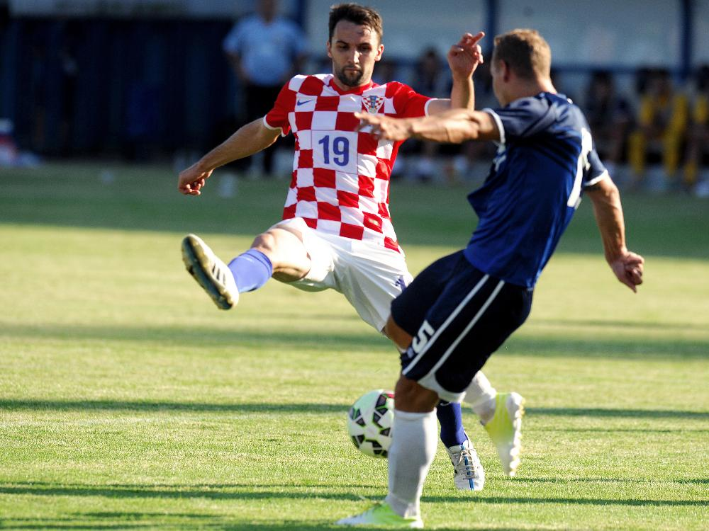 EM » News » Gibraltar verliert 0:4 in Kroatien