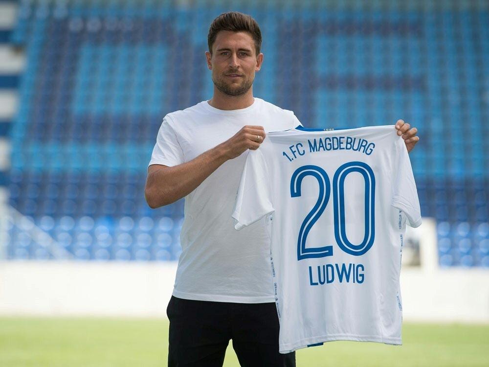 Andreas Ludwig erhält in Magdeburg die Nummer 20