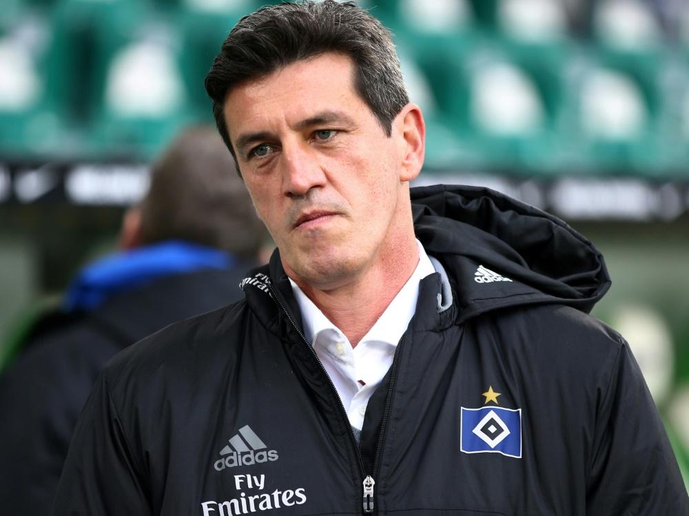 Fußball-Bundesliga Gladbach vergrößert Hamburger Abstiegssorgen