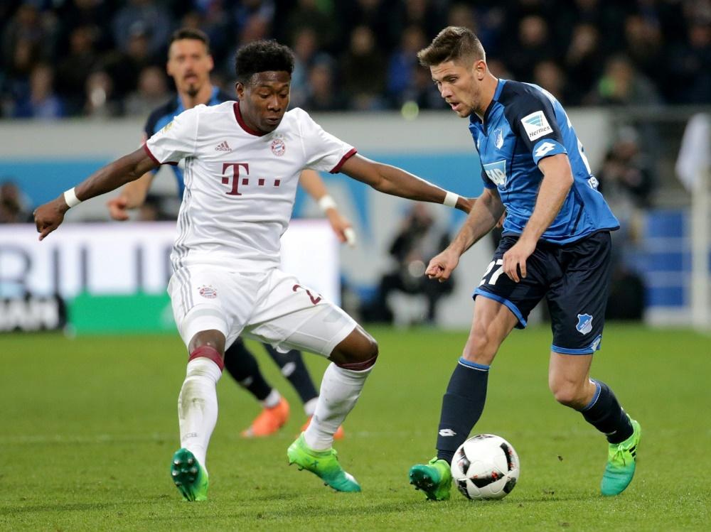 Der FC Bayern tritt beim Telekom Cup gegen Hoffenheim an