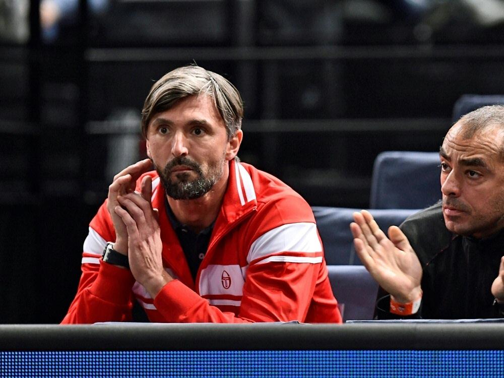 Berdych und Ivanisevic gehen getrennte Wege