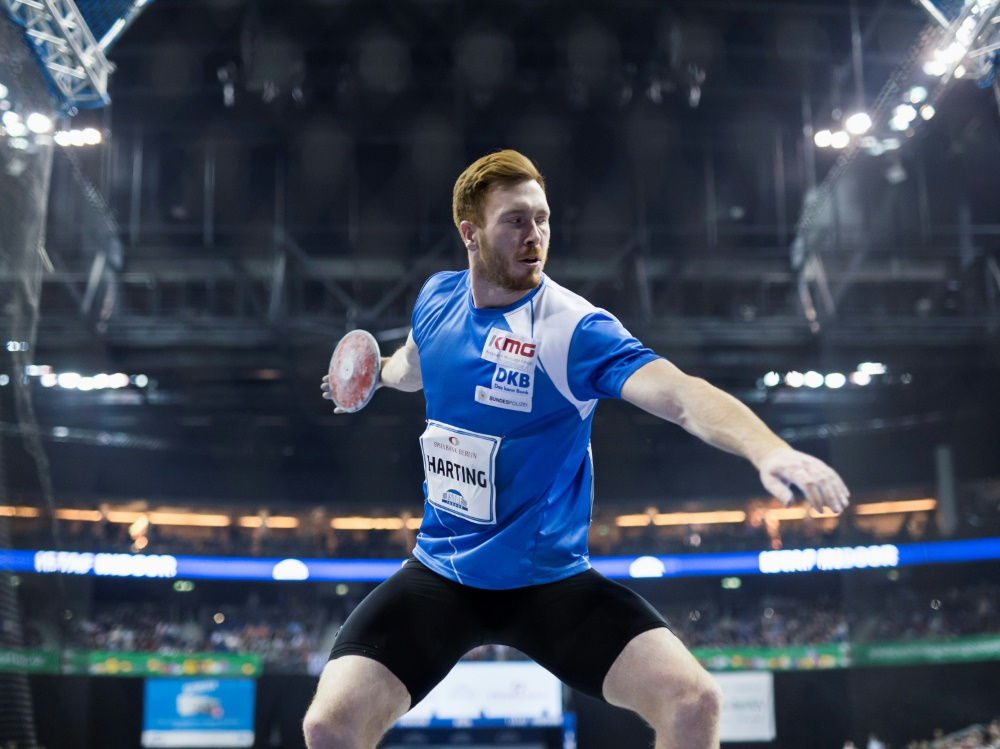 64,55 m: Saisonbestleistung für Christoph Harting