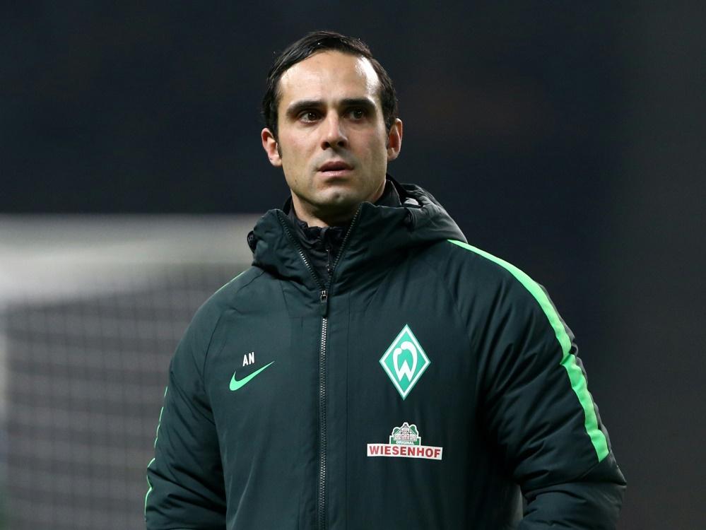 Trifft mit Werder auf den FC Valencia: Alexander Nouri