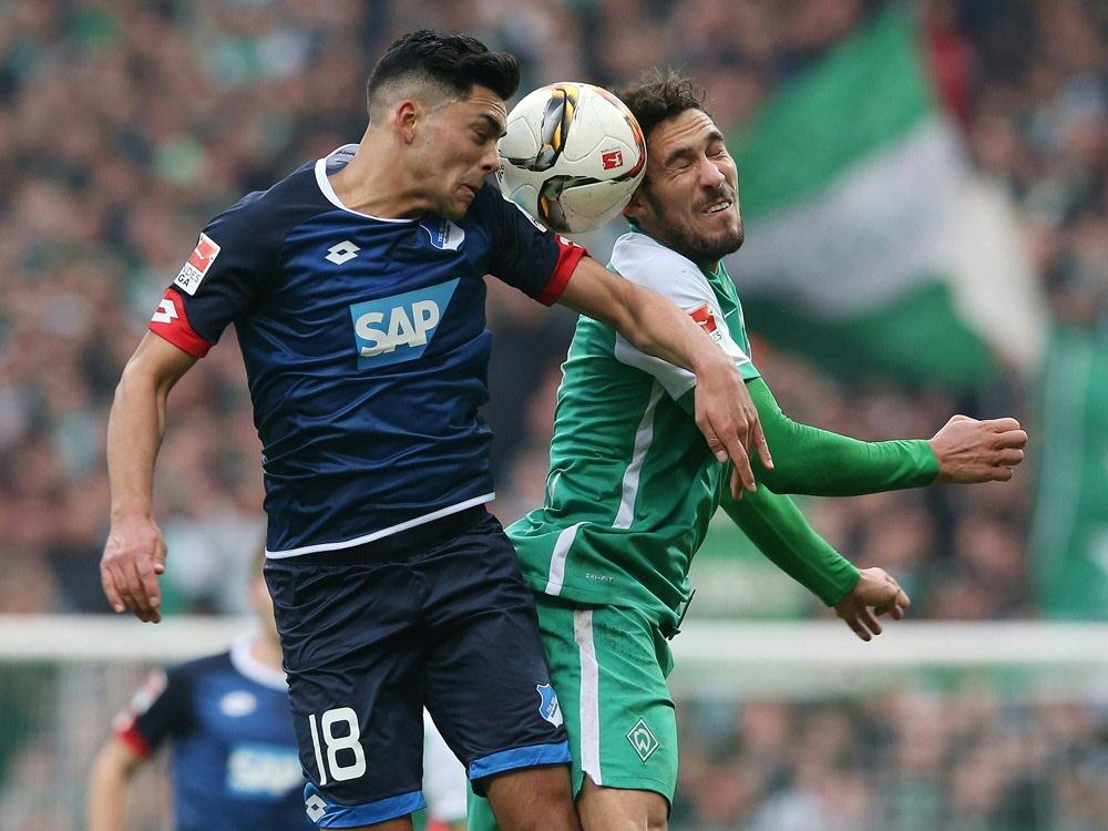 Bremen und Hoffenheim trennen sich 1:1