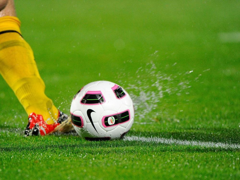 Heftiger Regen sorgt in Genua für die Spielabsage