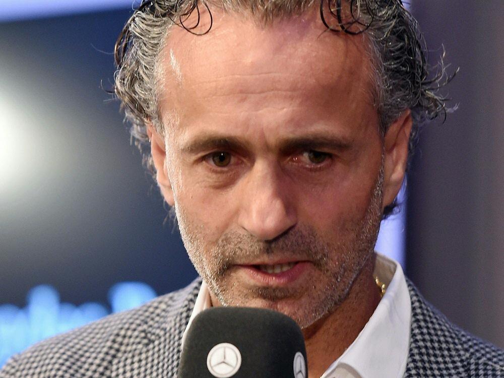 Gaudino traut seinem Sohn eine Karriere bei Bayern zu