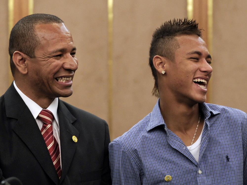 Neymar Vater