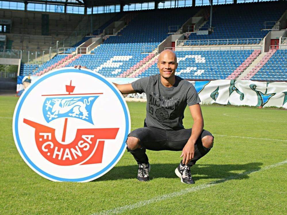 TSV 1860 München: Sturmtalent Menelik Chaka Ngu'Ewodo geht zu Hansa Rostock