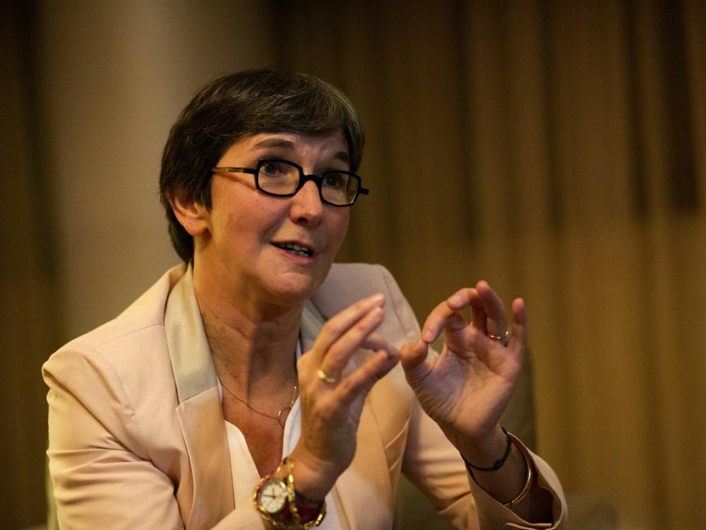 Vorsitzende der neu geschaffenen ITA: Valerie Fourneyron