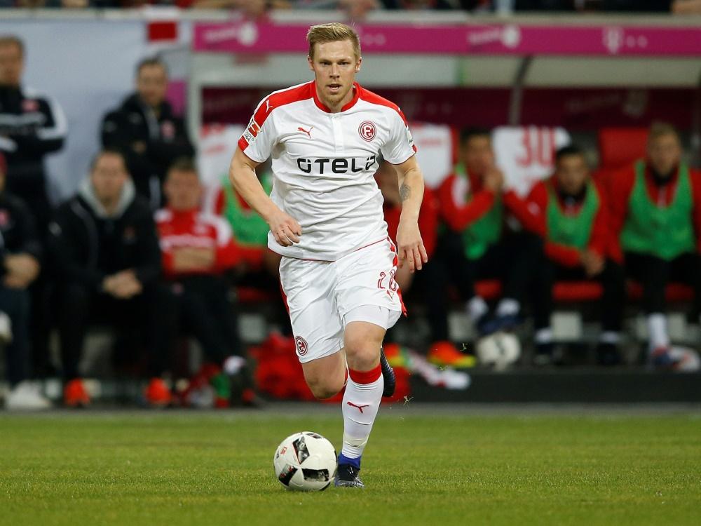 Liga: Fortuna Düsseldorf bindet Sobottka bis 2022
