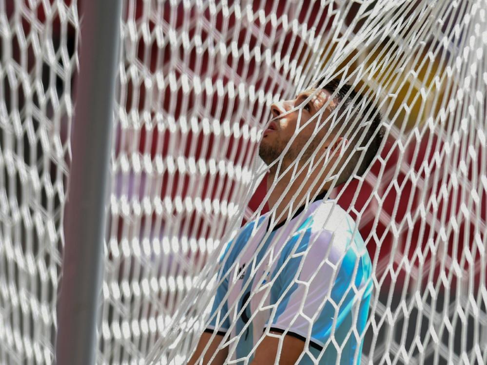 Endstation: Für Argentinien ist nach der Vorrunde Schluss
