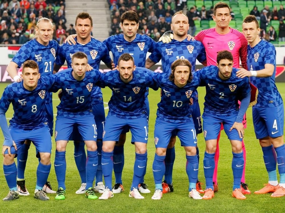 WM-Quali: Zwei Spiele ohne Zuschauer für Kroatien