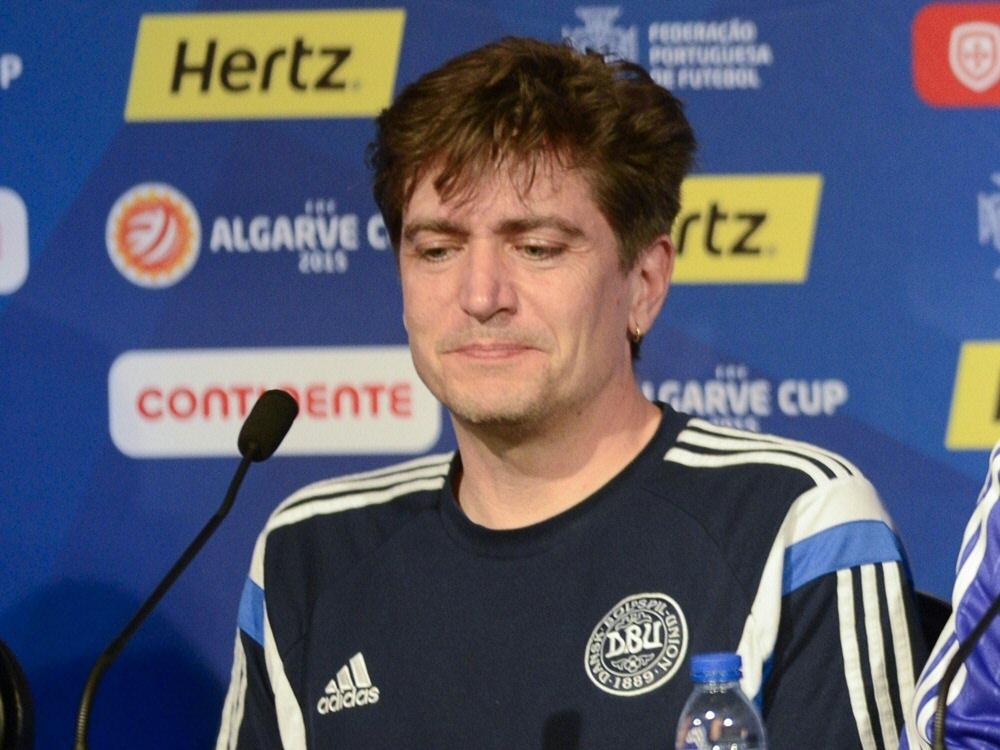 Dänemarks Trainer Nils Nielsen musste abreisen