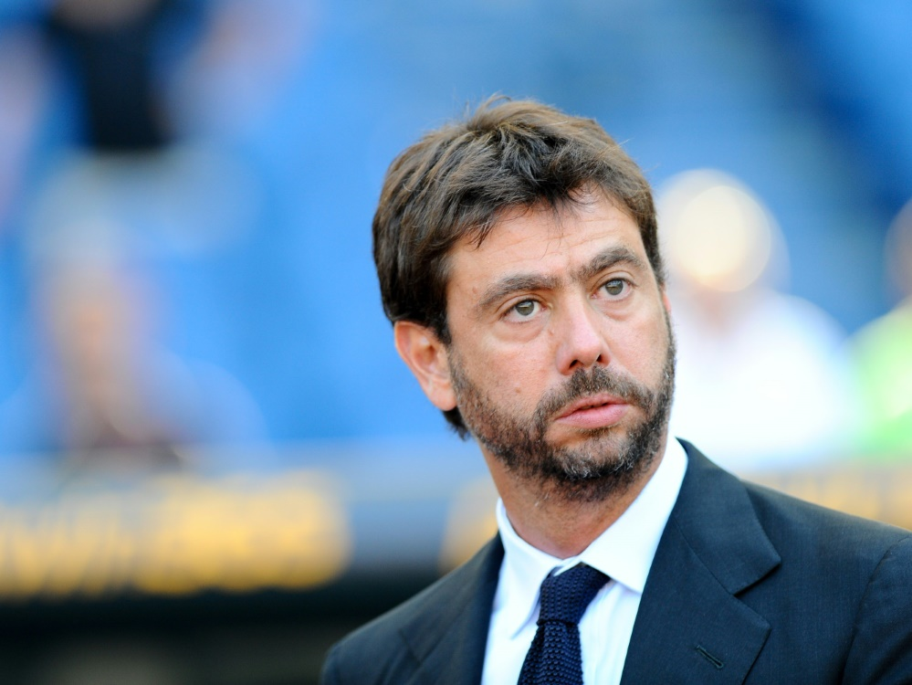 Juve-Boss Andrea Agnelli steht unter Druck