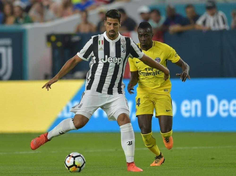 Khedira und Co. starten gegen Cagliari