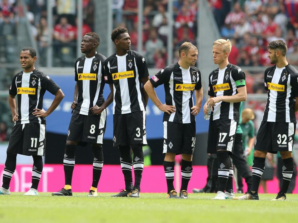 Gladbach verlor in Rottach-Egern mit 1:2 gegen Nizza