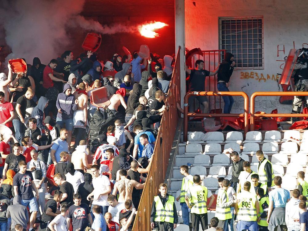 serbische liga