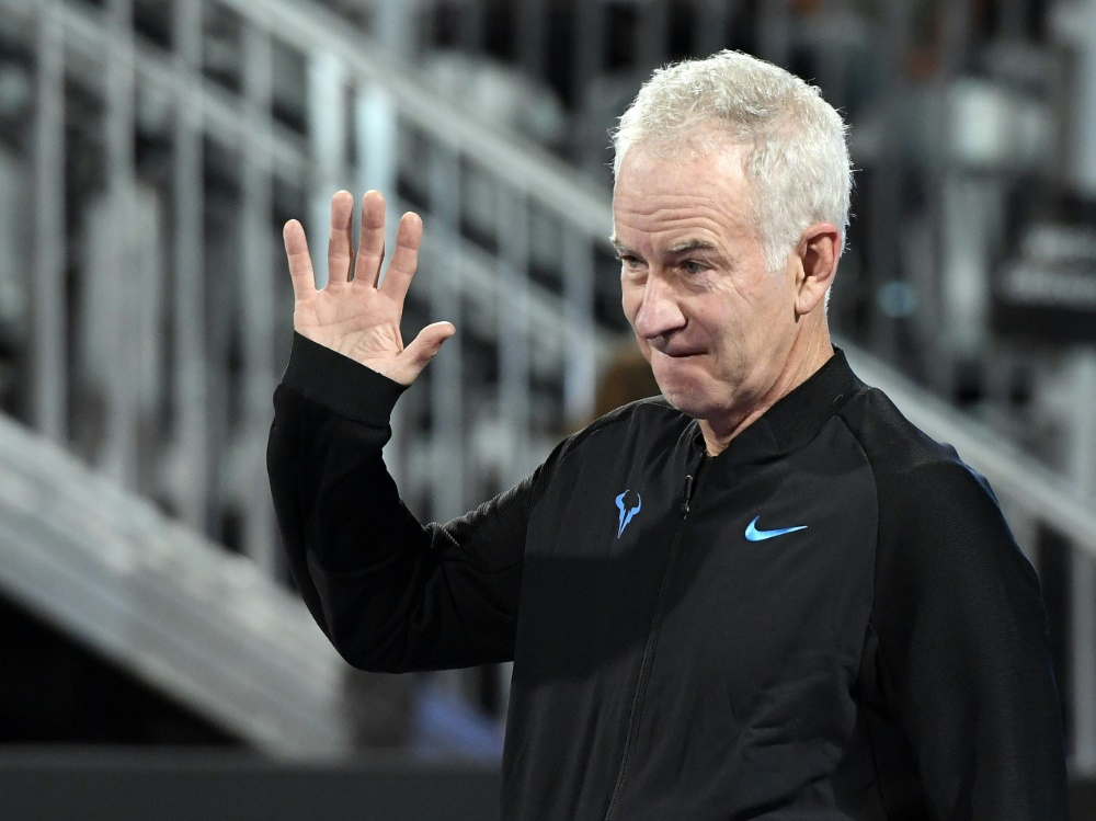 Serena Williams kontert McEnroe-Kritik