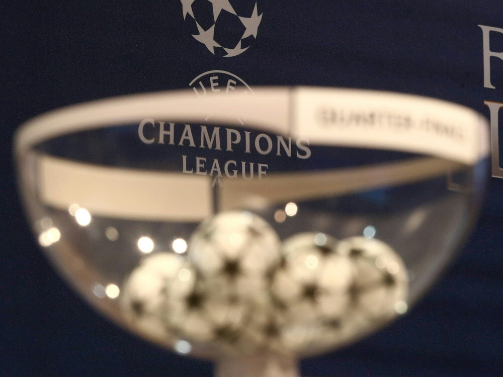 champions league auslosungen