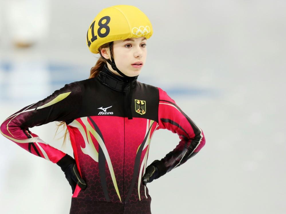Keine Chance mehr auf Olympia-Staffel: Anna Seidel