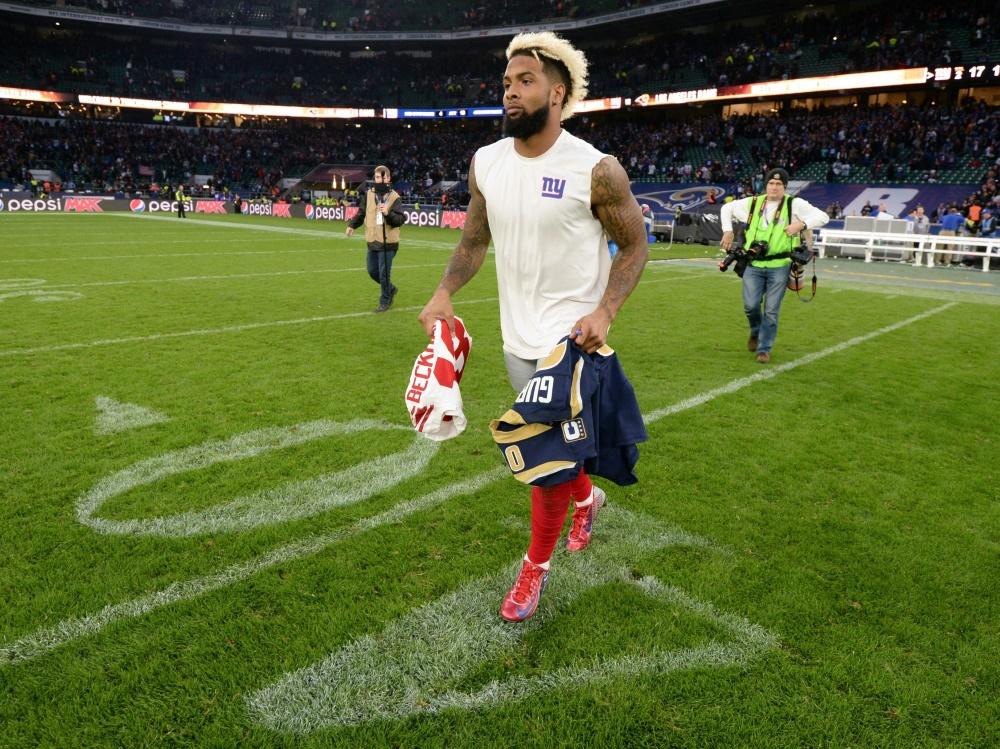 Rekord-Deal für NFL-Star Beckham Jr