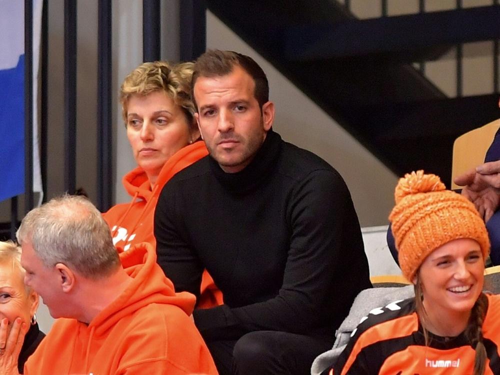 Handball-WM: Van der Vaart unterstützt seine Partnerin