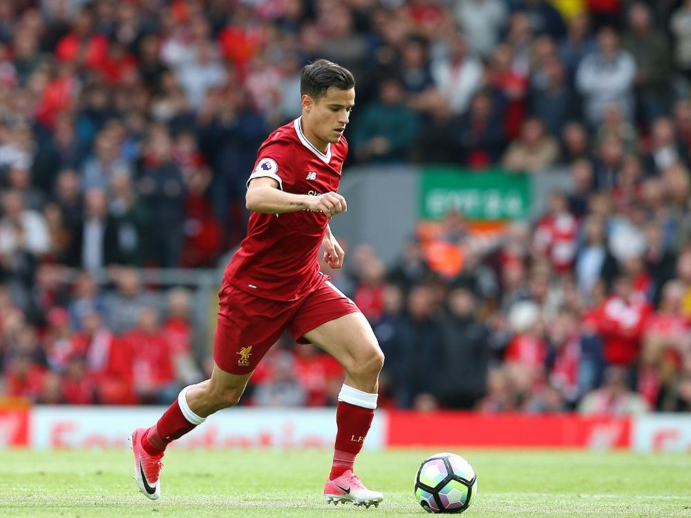Klopp kämpft um Coutinho: Liverpool-Trainer versucht, Eskalation zu verhindern