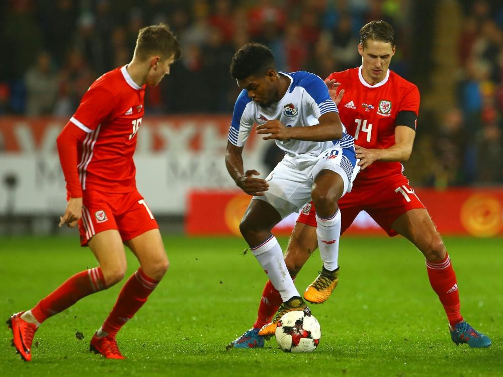 Wales kam nicht über ein 1:1 gegen Panama hinaus