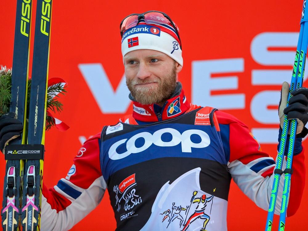Martin Johnsrud Sundby verliert seinen Tour-Titel