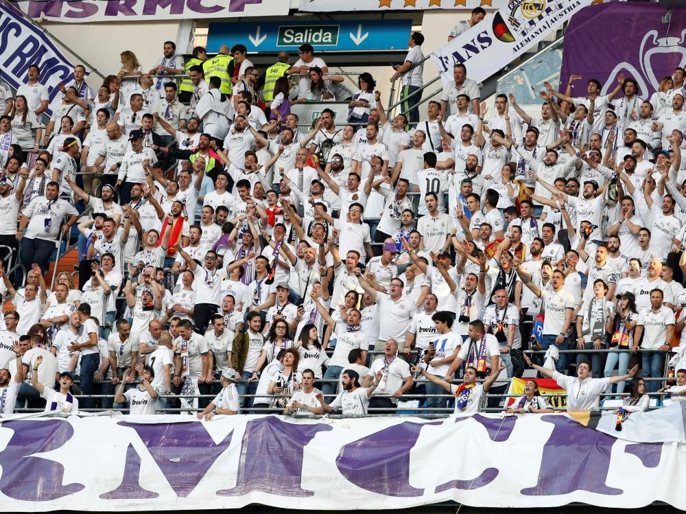 Real Madrid sagt dem Weiterverkauf den Kampf an