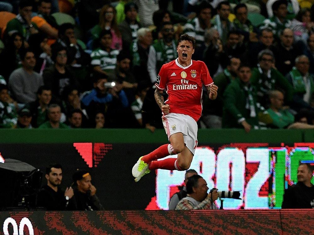 United einigt sich mit Benfica wegen Lindelöf