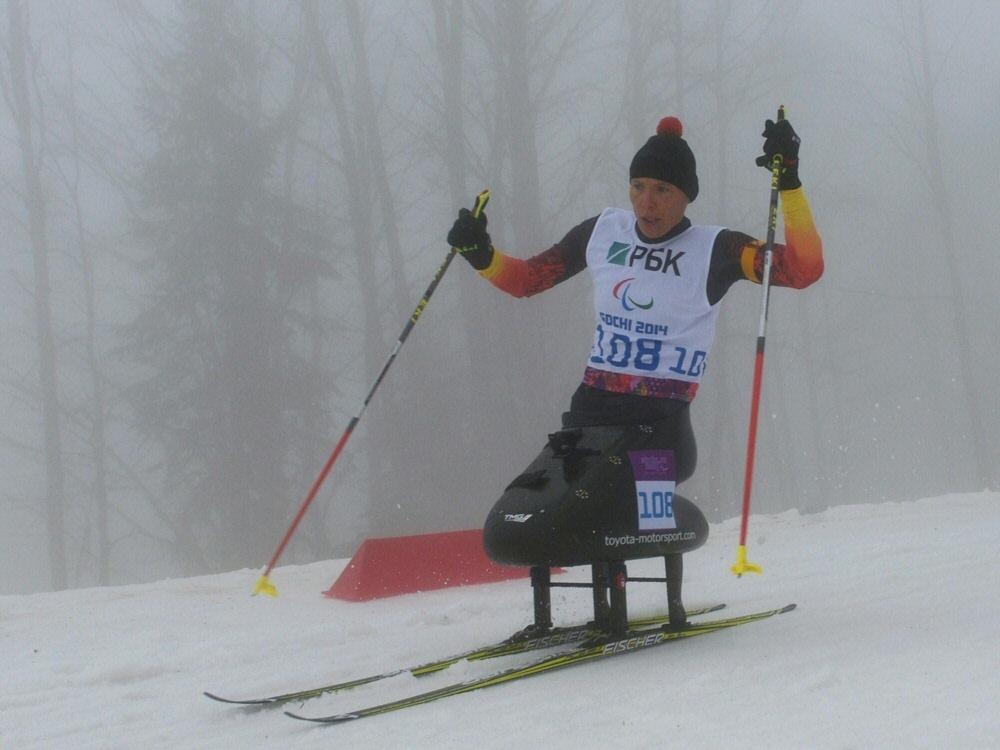 Andrea Eskau gewinnt Silber in Finsterau