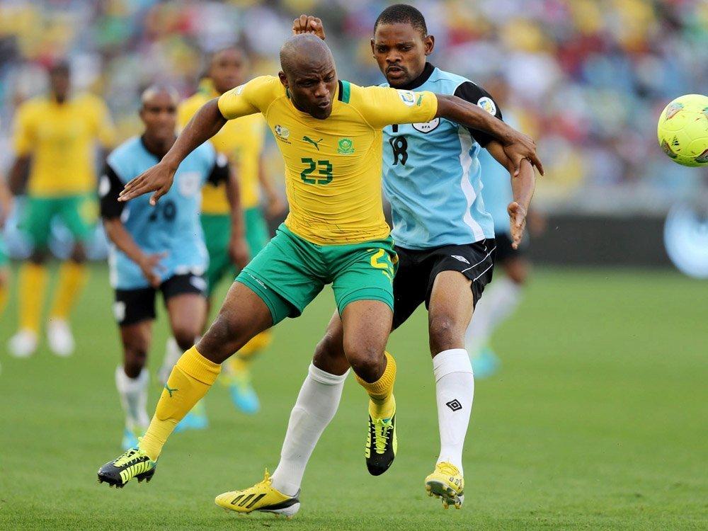 WM 2014: Südafrika ist nicht dabei