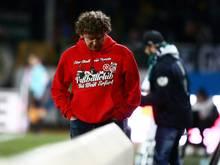 Stefan Krämer nach sportlicher Talfahrt entlassen