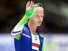 Team-Olympiasieger Koen Verweij plant ungewöhnlichen Weg